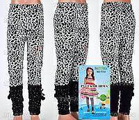 Детские велюровые штанишки на девочку Nailali T731-5 L-R
