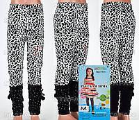 Детские велюровые штанишки на девочку Nailali T731-5 M-R