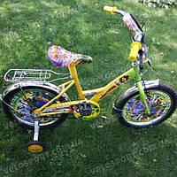 Детский велосипед Mustang Мадагаскар 16 дюймов