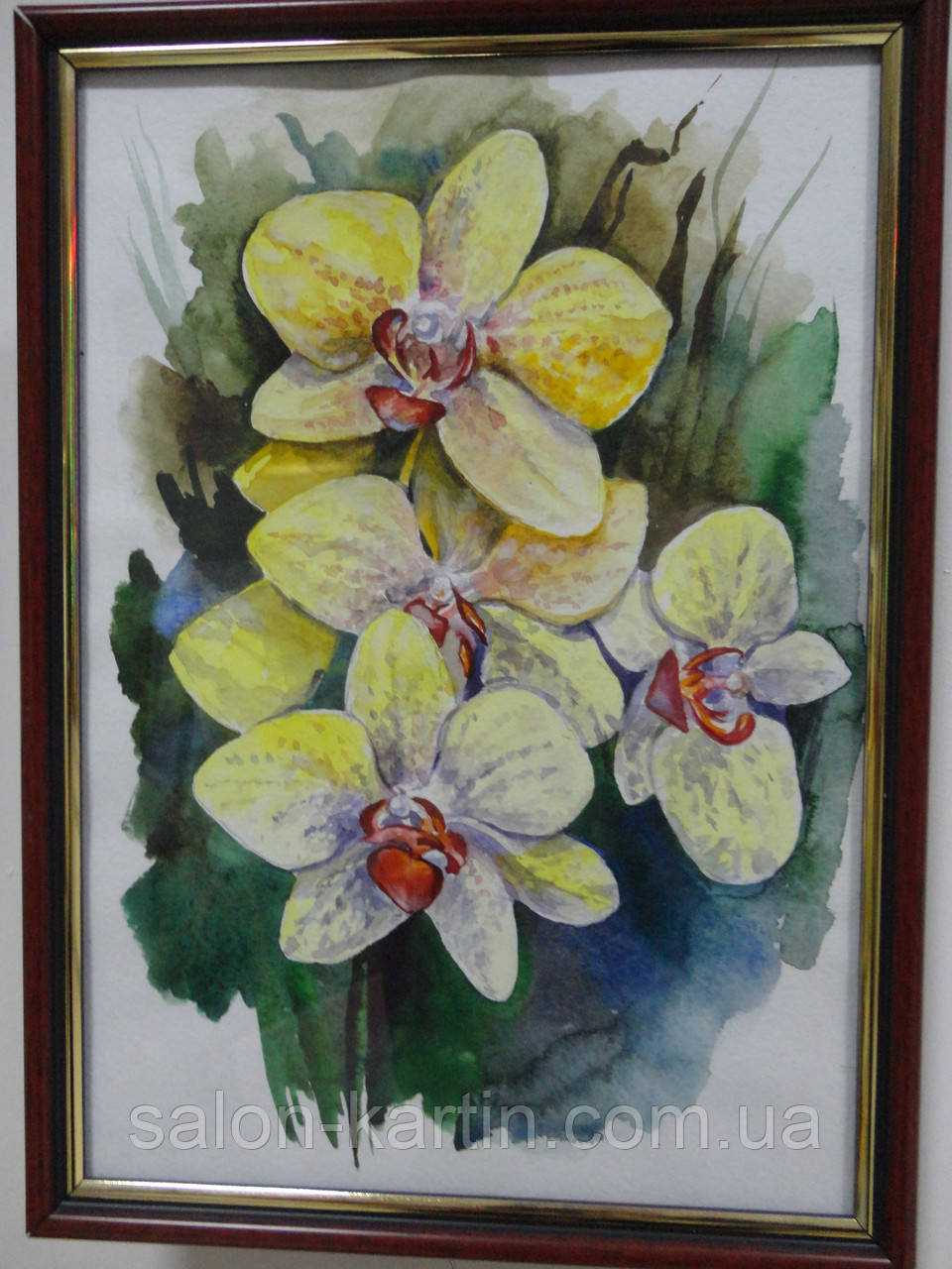 "Картина ""Орхидея"""