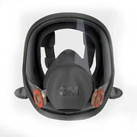 Полнолицевая маска 3М 6800 (Серия 6000) Размер М