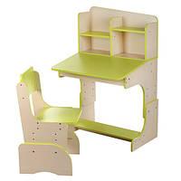 Детская парта Bambi F2071-5 со стульчиком,зеленая***