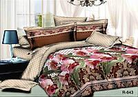 Комплект постельного белья из ранфорса Шарм