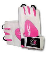 BioTech Перчатки Lady 1 (white/pink)