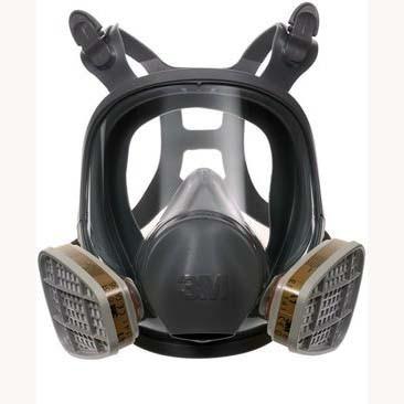 Полнолицевая маска 3М 6800 (Серия 6000) Размер М 26060b74c3bee