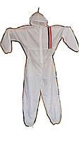 Защитный костюм белый L New concept