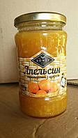 Апельсин перетертый с сахаром 400 г.