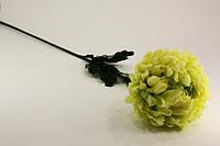 Искусственные растения Хризантема белая 60см 302