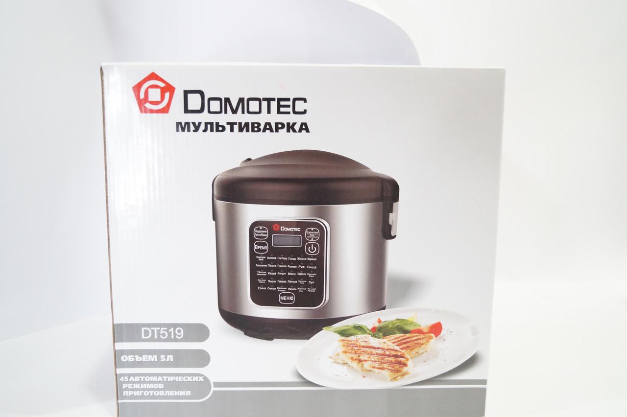 Мультиварка Domotec DT-519 5л с пароваркой