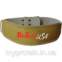 BioTech Пояса Belt Split natural (white )