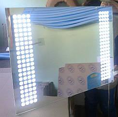 Дзеркало з вбудованим підсвічуванням SLD-19 (800х600)