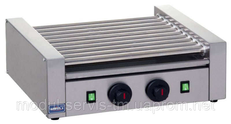 Аппарат для приготовления хот-догов роликовы ЕВРО