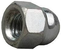 Гайка колпачковая ГОСТ 11860-85. DIN 1587 нержавеющая сталь