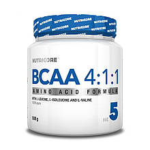 BCAA 4:1:1 Nutricore 500 g