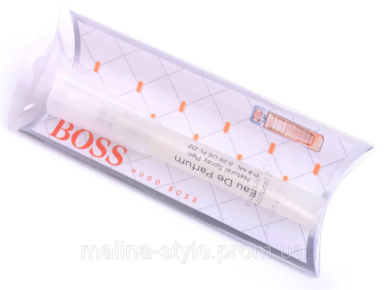 "Женская парфюмерия 8 ml Hugo Boss Boss Orange (Хьюго Босс Босс Оранж) - Интернет-магазин ""Malina-Style"" в Киеве"