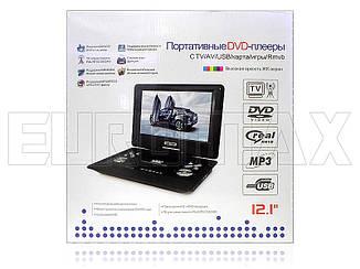"""Портативный DVD 12"""" 1258"""