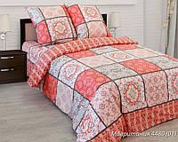 Комплект постельного белья Мавритания розовый,Бязь белорусская