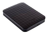 Внешний жесткий диск 2Tb Seagate (Maxtor), Black, 2.5', USB 3.0, 5400 rpm (STSHX-M201TCBM)