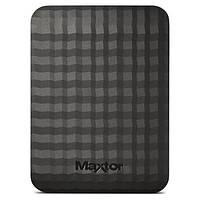 Внешний жесткий диск 500Gb Seagate (Maxtor), Black, 2.5', USB 3.0, 5400 rpm (STSHX-M500TCBM)