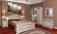 Спальня 4Д Николь Патина