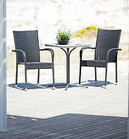 Набор мебели для загородного дома Аlbergo. Искусственный ротанг