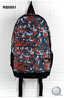 Рюкзак (с отделением для ноутбука до 17″) Staff - Print 23L Art. RB0001 (разные цвета)