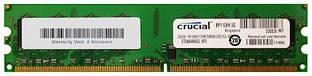 АКЦИЯ! Память Crucial DDR2 2Gb INTEL+AMD ECC Гарантия