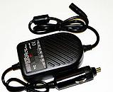 Автомобільний зарядний для ноутбука 12V 80W, фото 2
