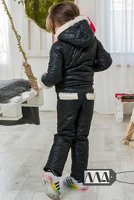0d1d4603bfb Детский теплый костюм из плащевки   продажа