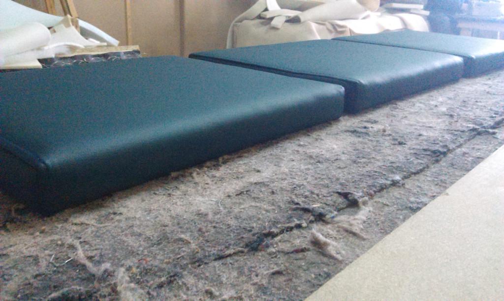 Виготовляємо на замовлення бильця, сідушки, подушки... 2