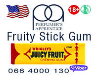 Fruity Stick Gum ароматизатор TPA (Жвачка в пластинках)