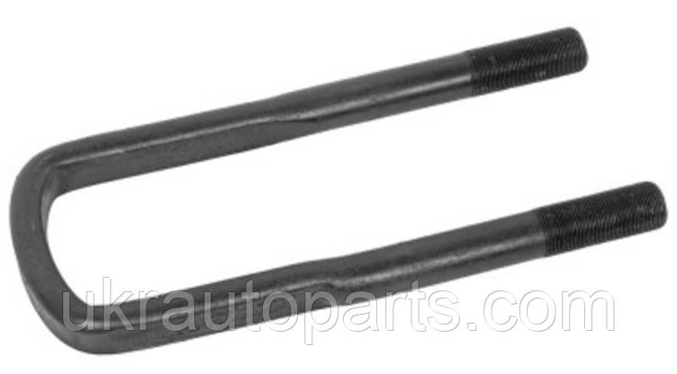 Стремянка рессоры КРАЗ передней рессоры М22х1,5 245мм В93 (ЗАВОДСКАЯ ОЭМЗ) (250-2902409)