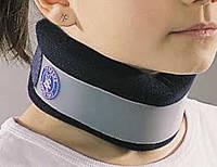 Ортез шейный анатомический детский Ortel C1 Junior Thuasne Легкий анатомічний шийний ортез Ortel C1 Junior