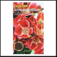 "Семена годеция евро пакет ""Крупноцветковая""  0,3 гр"