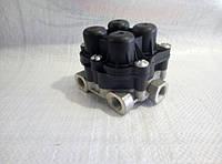 Клапан защитный 4-х контурный ЗИЛ МАЗ ПАЗ УРАЛ (ПААЗ) 257343700157 (14.3515410 (ПААЗ)), фото 1