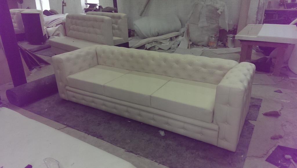 Розробка диванів по проектах. 2