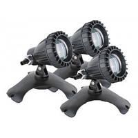 SunSun светильники для прудов CQD-120C, 3*20 Вт