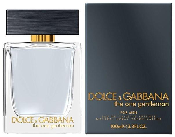 Туалетная вода мужская Dolce&Gabbana The One Gentleman, 100 мл