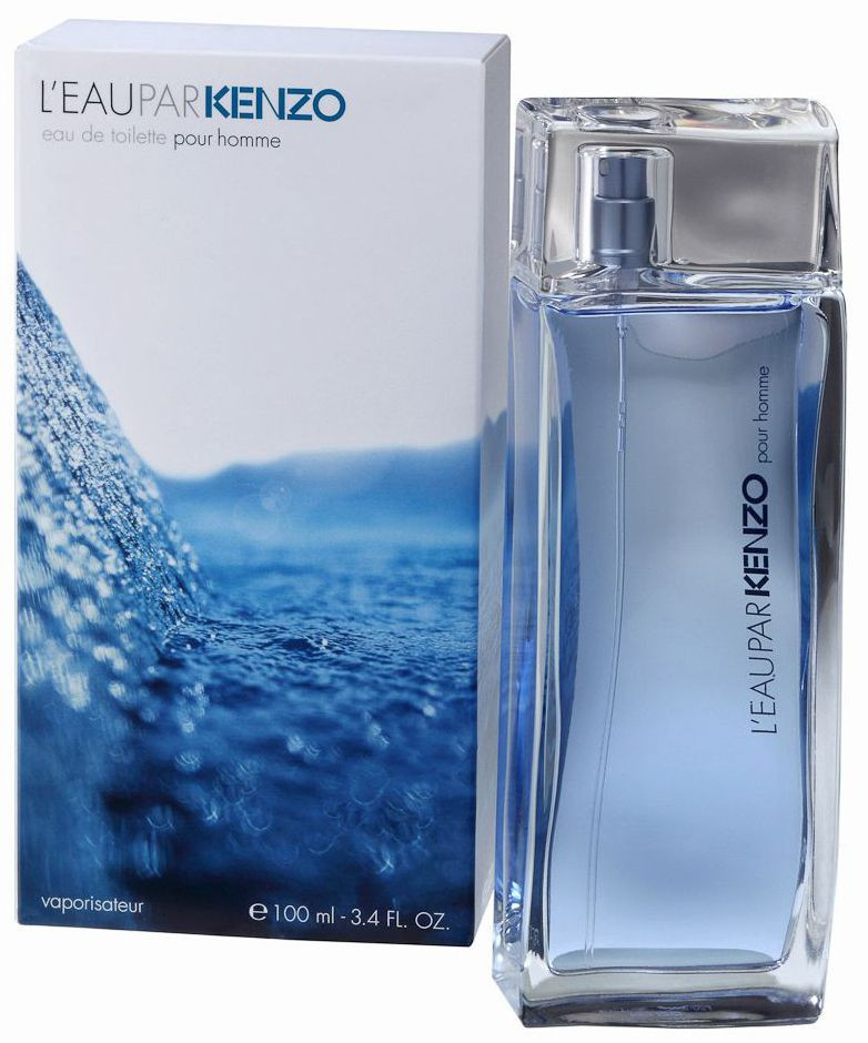 Туалетная вода мужская Kenzo L`Eau Par Kenzo Pour Homme, 100 мл