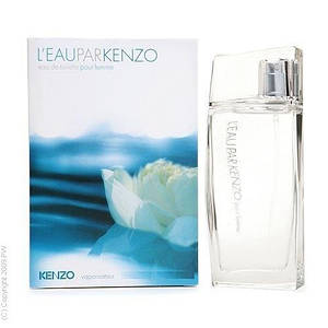 Kenzo L`Eau par Kenzo (Кензо Льо пар от Кензо), женская туалетная вода , 100 ml