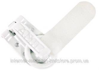 Шубный крючок Amil Белый