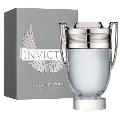 Invictus Paco Rabanne (Инвиктус Пако Рабан), мужская туалетная вода, 100 ml