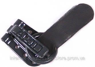 Шубный крючок Amil серый