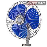 Вентилятор CoolFan ✓ диаметр лопасти Ø 15,5см. ✓ работает от: ⚡ 12В