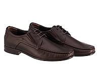 Мокасины Etor 9541-679-1 40 коричневые, фото 1