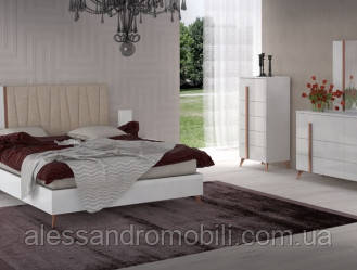 спальня современная Vega White Status италия цена купить в одессе