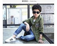 Удлиненная куртка для мальчика, фото 1