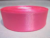 Лента атласная 25 мм * 33 м. (Розовый)