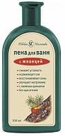 """Пена для ванн с живицей """"Невская косметика"""", 500мл."""