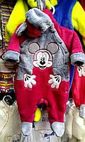 Модный костюмчик с микки - маусом